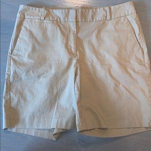 Talbots | Khaki Chino Style Shorts 🏌️♀️